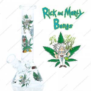 Rick and Morty Bong Collection 1 - Option B
