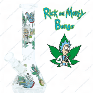 Rick and Morty Bong Collection 1 - Option D