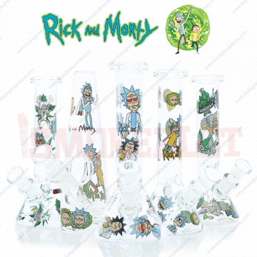 Rick and Morty Bong