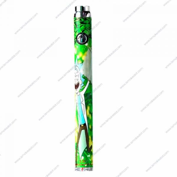 Rick and morty dab pen battery