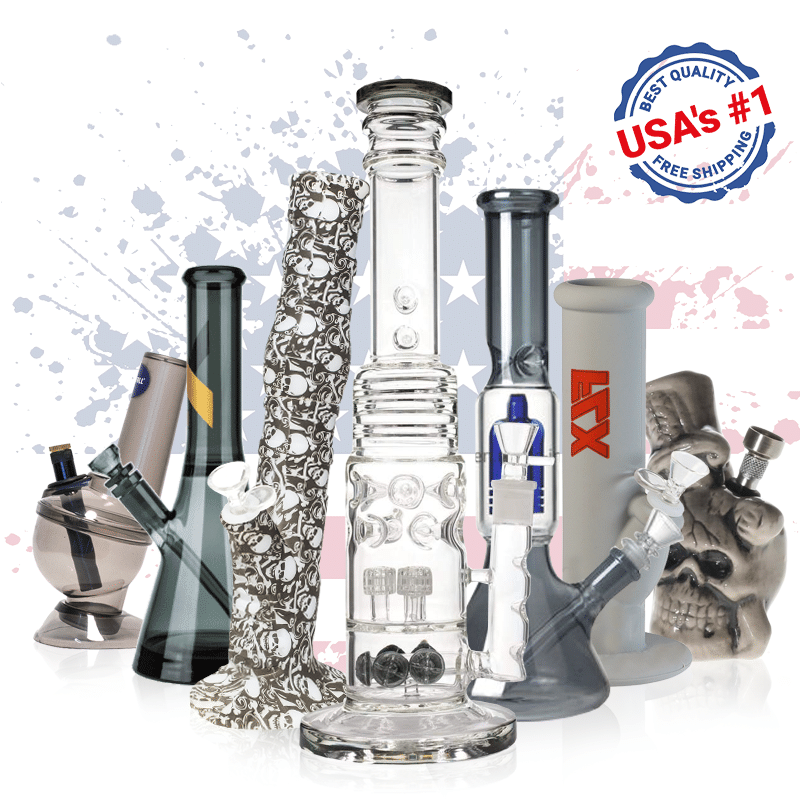 dope gray bongs for sale by ISA