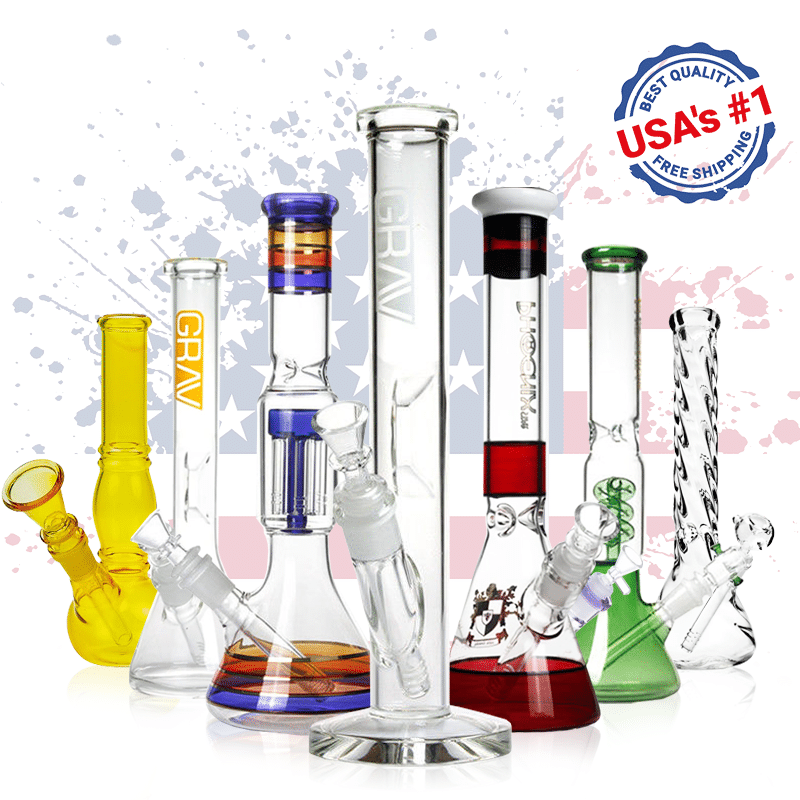 americans best glass bongs for sale
