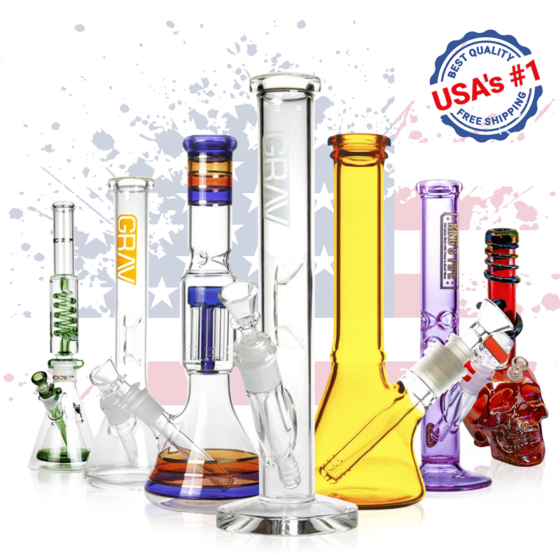 best bongs from the USA's #1 headshop