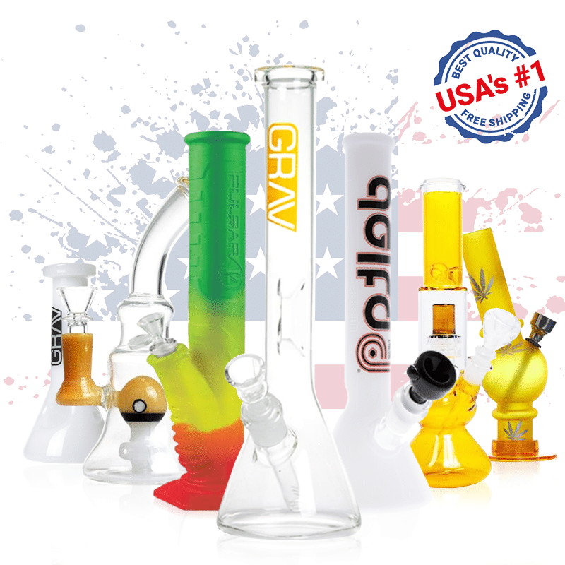 coolest bongs under $100 in the US