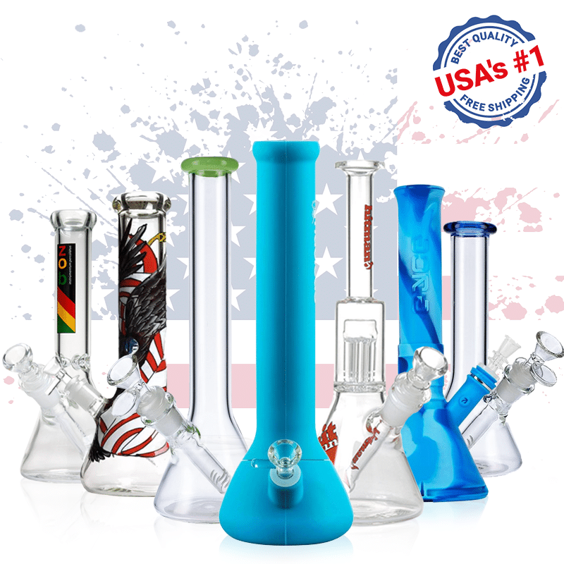 best bongs under $50 in the USA iSmokeAlot.com