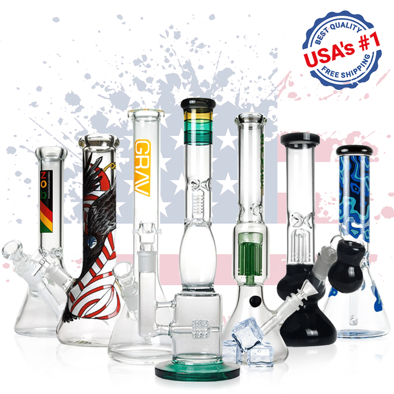 USA's best ice bongs for sale